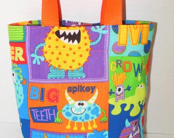 Monsters Tote/Gift Bag