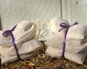 Herbal Postpartum Sitz Bath - Set of 6 Bags - New Mom, Sitz Bath, New Baby, Herbal Bath Soak, Tub Tea