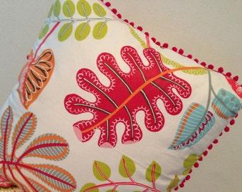 Floor Pillow Pouf Botanical Bliss