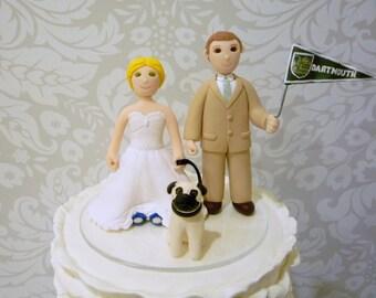 Wedding cake topper sample designs