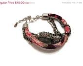 ValentinesSALE Layered Bracelet with  Jasper