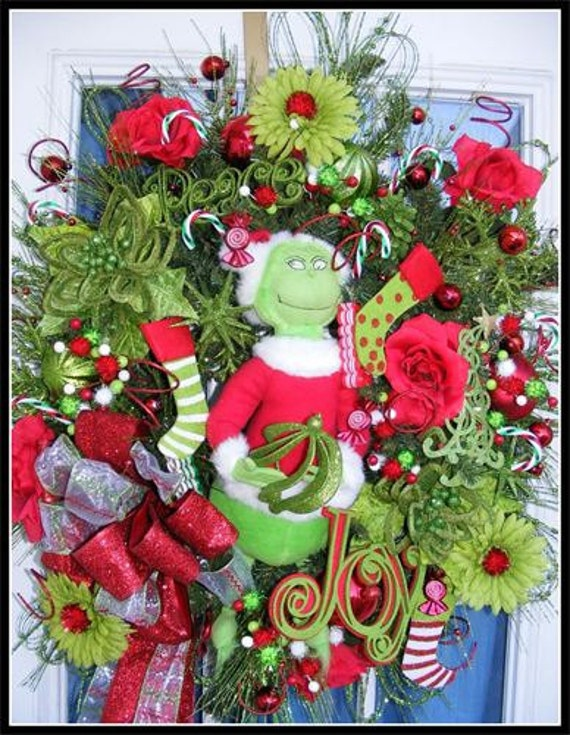 grinch christmas decorations sale