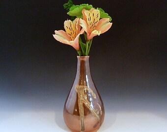 Vase Wood Fired Stoneware - 327