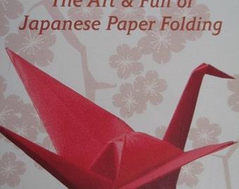 Origami Art & Fun of Paper Folding Book