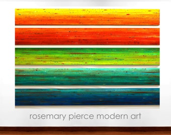 CUSTOM original Modern Art | Abstract Wood Panel | Large Wall Sculpture Corporate Installation Art | by Rosemary Pierce | SKU#SO33001