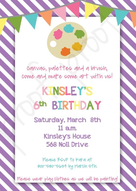 Snapfish Party Invitations with great invitation example