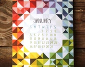 Pieces and Patterns Illustrated 2014 Wall Calendar *DISCOUNTED*