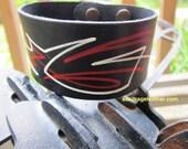 Pinstriped Wristband I