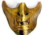 Demon Samurai Mask