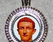 Roman Emperor Caligula Pendant