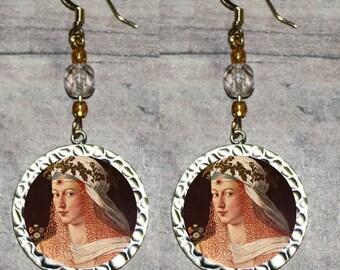 Lucretia Borgia Earrings