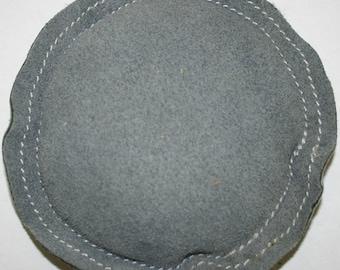 Round Bench Block Pad, For Jewelry Making n Repair