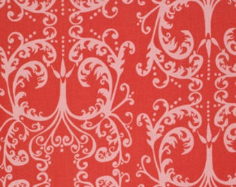Valori Wells Cocoon Grace Coral  PWVW046 100% Quilters Cotton Available in Yard, Half Yard and Fat Quarter