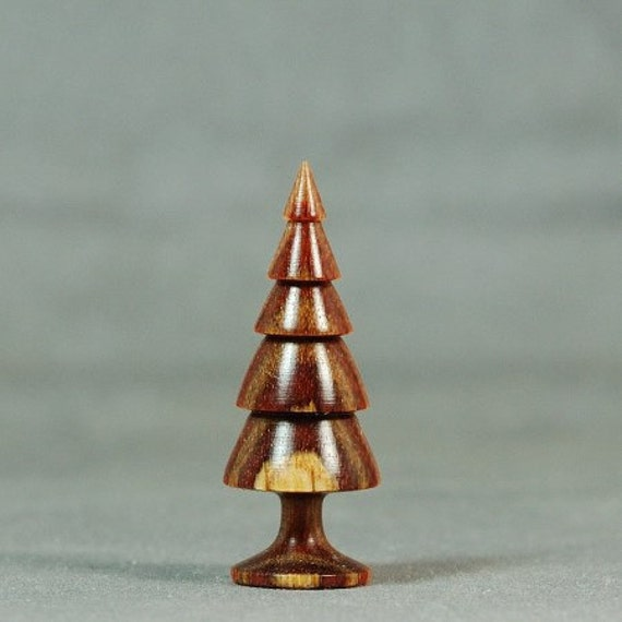 Turning christmas tree