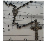 Small Vintage Rosary