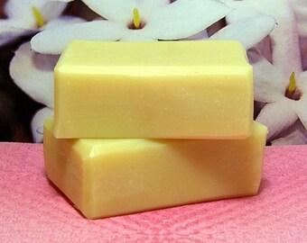 Jasmine Natural Goats Milk Soap