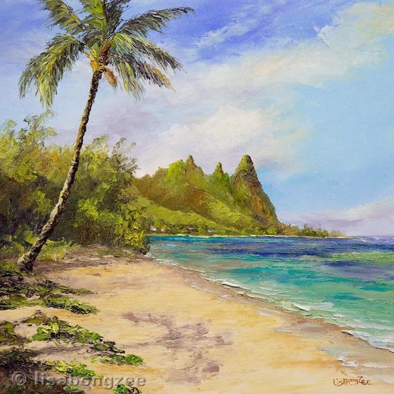 Kauai Beach: Unavailable Listing On Etsy