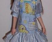 OOAK fashion set for MSD BJD Girls