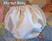 Any Color BABY BUNS Diaper Cover Boy or Girl Basic Diaper Cover Pants All Colors Available