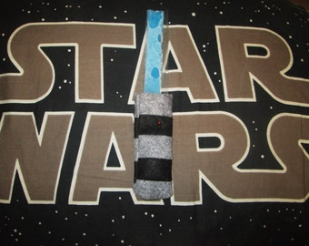 Star Wars light saber freezer pop holders