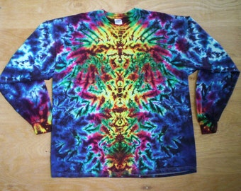 Tie Dye Long Sleeve Size XL