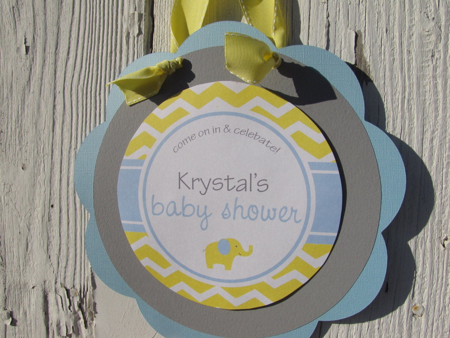 jungle baby shower decorations elephant sign baby shower