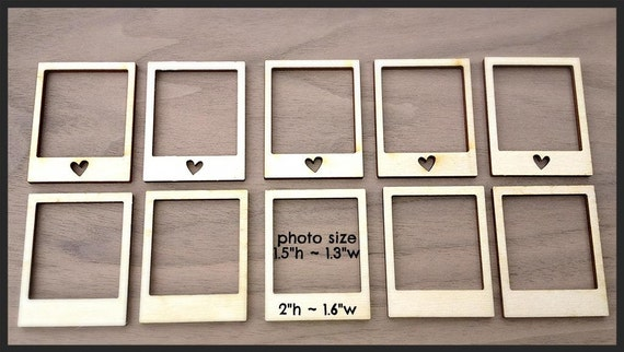 like this item - Wooden Laser Cut Frame