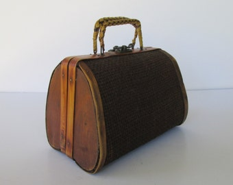 Sweet Wood Handbag