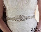 Bridal sash, rhinestones and pearl sash, wedding sash, jeweled sash belt, wedding sash, crystal sash, rhinestone sash, sash