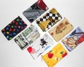 Credit / Gift / Loyalty / Business Card Holder Pocket Wallet