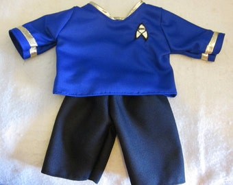 Custom Clothing for Dolls, Teddy Bears, and other Critters