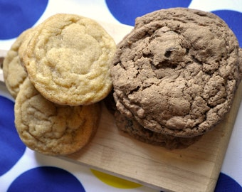 Bourbon & Beer Cookie Sampler