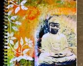 "Namaste 5x5""x8.5"" Agenda, Gratitude Journal, Pregnancy Journal, Calendar, Journal, Wholesale Stationery"