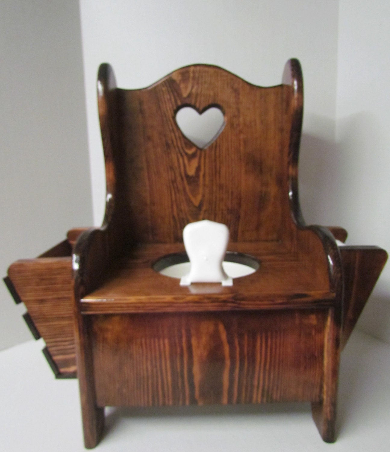 Antique toilet chair - Like This Item