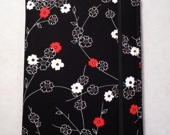 Kindle cover Hardcover, Kindle Paperwhite Cover, iPad Mini, Nook Tablet Cover, Zen Blossom