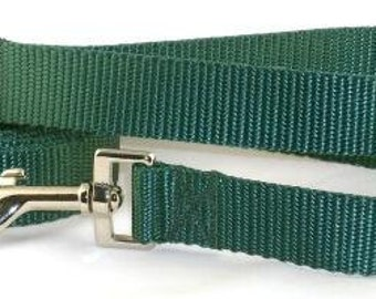 5 ft. Nylon dog leash, 6 ft. Nylon dog leash, nylon dog lead