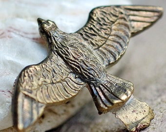 FLY AWAY...  vintage metal bird...   Feb 14FL