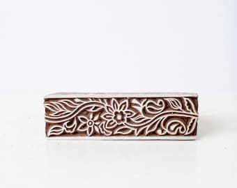 Indian Wood Stamp 291d