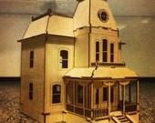 Bates Motel House Kit Miniature Model