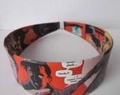 Zombie Jughead Headband