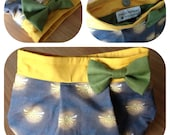 Zelda Hyrule  clutch with Green Bow