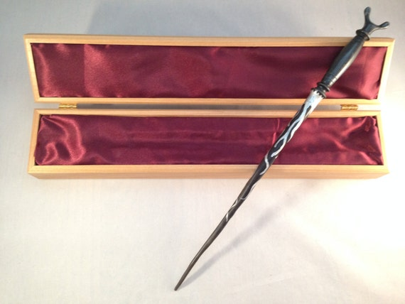 Horace slughorn wand harry potter collectable and toy for Elder wand display