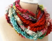 Rainbow Blush Luxe Loop Scarf