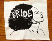 Bride Of Frankenstein Back Patch