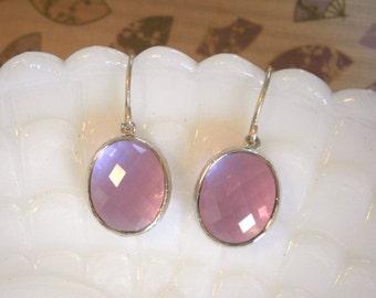 Clearance Sale, Jewelry Sale, Lavender Earrings, Silver Earrings, Best Friends, Best Friend, Birthday