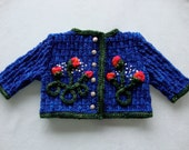 Miss Evie Sweater, Slacks, & Skirt. A Knitting Pattern That Fits American Girl, 18-Inch, and Natterer Dolls.
