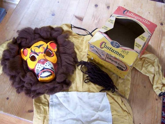 Collegeville Costume Jungle Lion