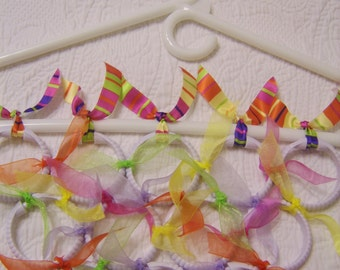 Multicolor Scarf Hanger Will organize 12/15 Scarves