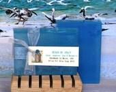 BEACH BE CRAZY Soap - Sand, Jasmine, Sea & Mandarin - Bobbi Brown Beach Scented Soap