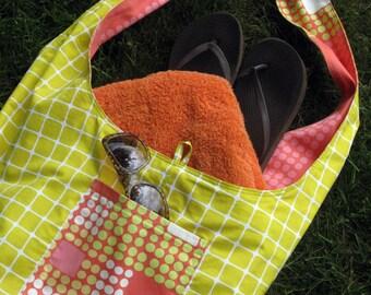 Pattern - Boho Shoulder Bag PDF Sewing Pattern